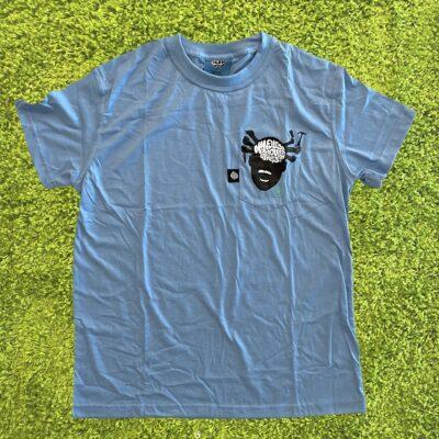 Insanely Mindless Pocket t-shirt (blue)