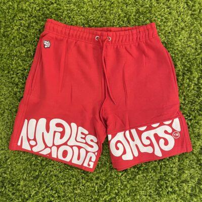 UnderMind Shorts (Red)